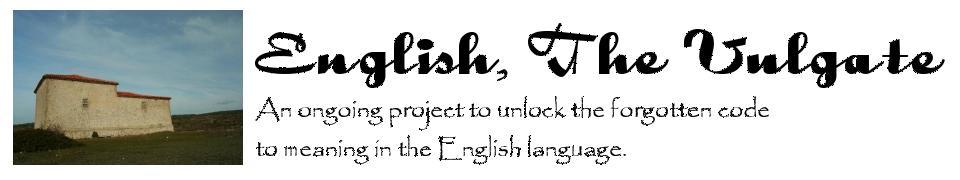 English, The Vulgate